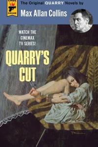Quarry's Cut - Max Allan Collins - Hard Case Crime