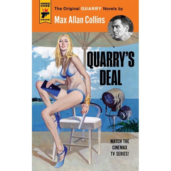 Quarry's Deal - Max Allan Collins - Hard Case Crime