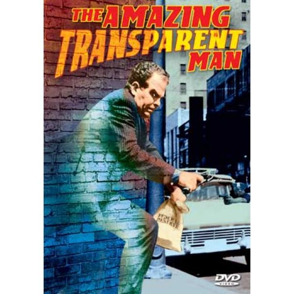 Amazing Transparent Man, The