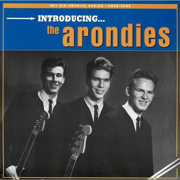 Arondies - Introducing - LP