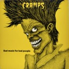 Cramps - Bad Music for Bad People - LP - color vinyl