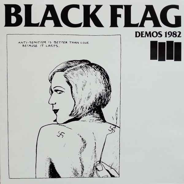 Black Flag - Demos 1982 - LP