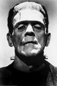 Frankenstein - Boris Karloff - POSTER