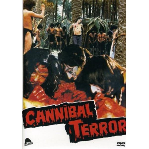 Cannibal Terror - DVD