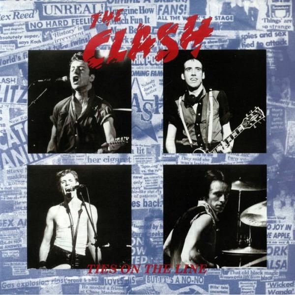 Clash - Ties on the Line - LP