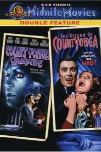 Count Yorga Vampire & Return of Count Yorga - DVD