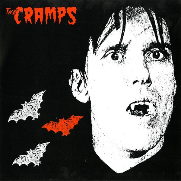 "Cramps - Sunglasses After Dark - 7"" - color vinyl"