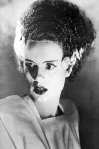 Bride of Frankenstein - Elsa Lanchester - POSTER