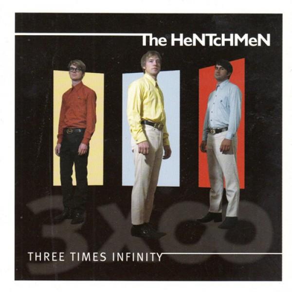 Hentchmen - ThreeTimes Infinity - LP