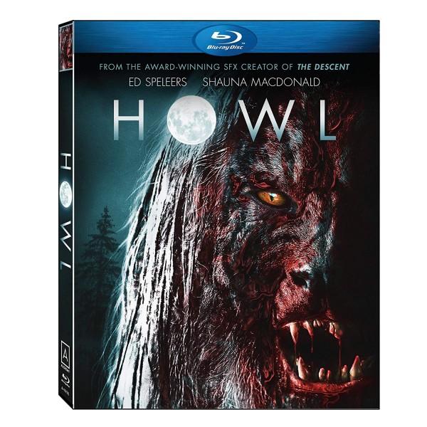 Howl - Blu-ray - DVD