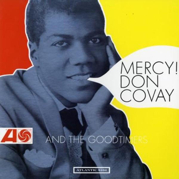 Don Covay - Mercy! - LP