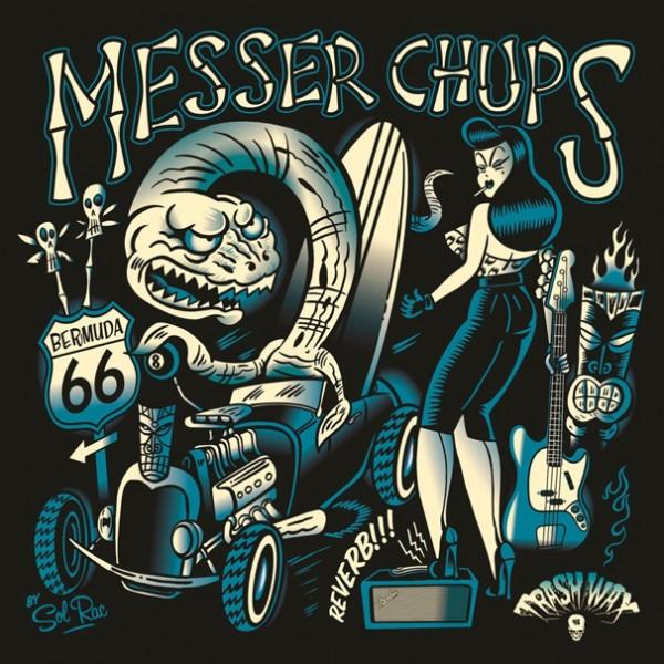 Messer Chups - Bermuda 66 - LP