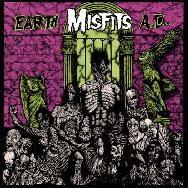 Misfits - Earth A.D. / Wolfsblood - LP