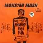 "Bobby ""Boris"" Pickett - Monster Mash - 7""- color vinyl"