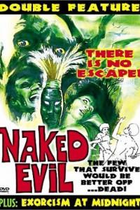 Naked Evil/Exorcism at Midnight - DVD