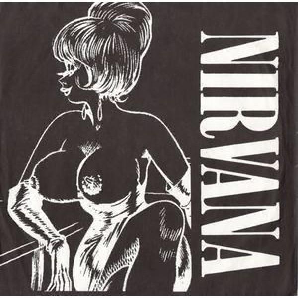 "Nirvana - John Peel Sessions EP - 7"""