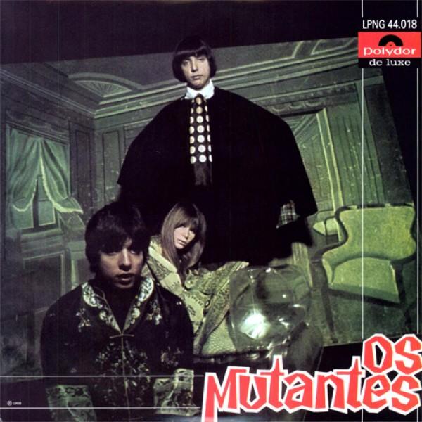 Os Mutantes - S/T -LP