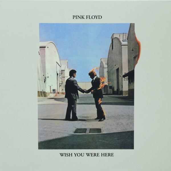 Pink Floyd - Wish You Were Here - LP - color vinyl