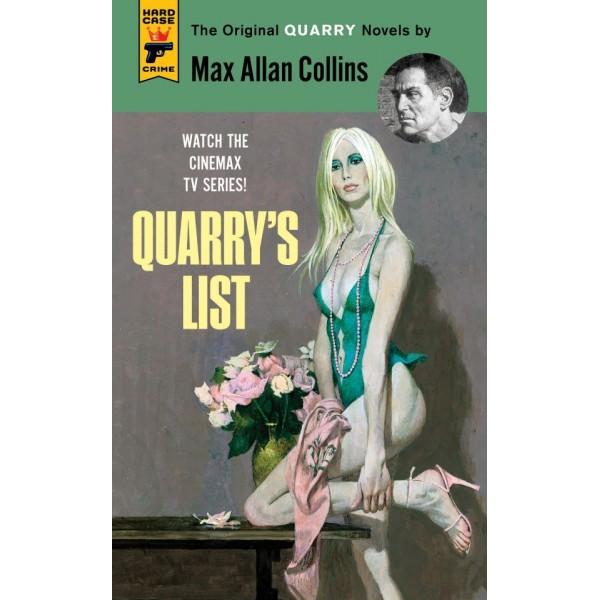 Quarry's List - Max Allan Collins - Hard Case Crime