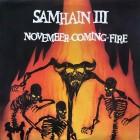 Samhain - November Coming Fire - LP - color vinyl