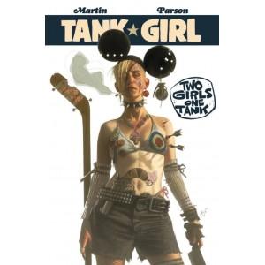 Tank Girl: Two Girls One Tank - trade paperback
