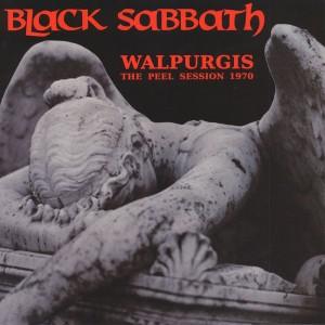 Black Sabbath – Walpurgis  LP - color vinyl