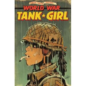 Tank Girl: World War Tank Girl - trade paperback