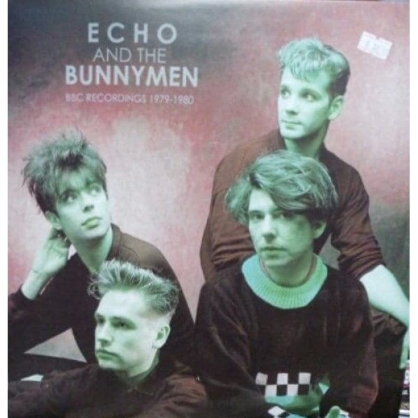 Echo and the Bunnymen - BBC Recordings - 1989-90 - LP
