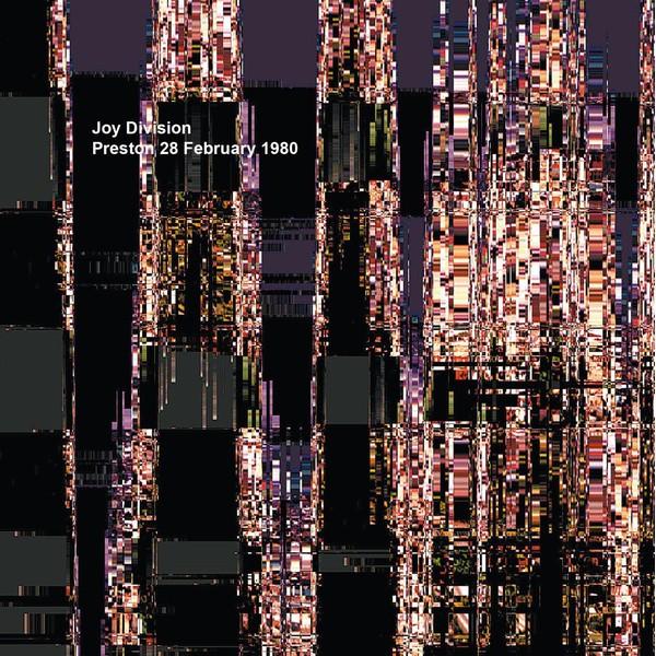 Joy Division - Preston 28 February 1980 - LP - 180 gram